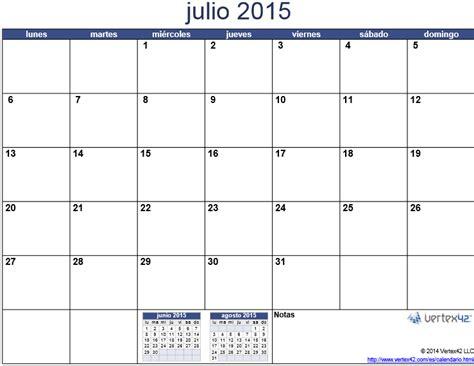 Calendario Mes Calendario Mes Julio Imagui