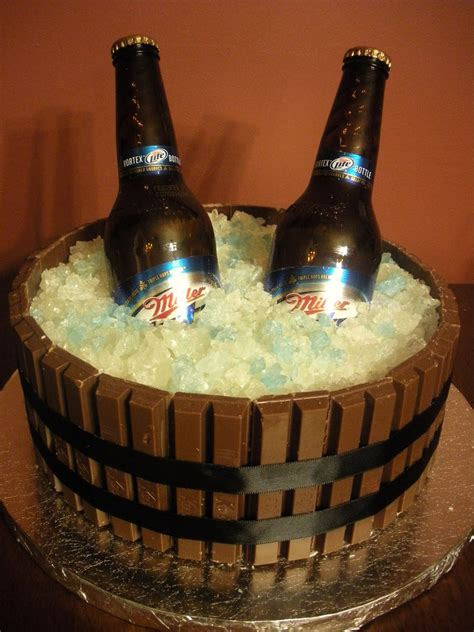 beer barrel cake sugar spice sweets