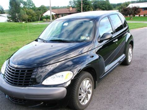 car owners manuals for sale 2003 chrysler pt cruiser lane departure warning purchase used 2003 chrysler pt cruiser manual transmission black in northton pennsylvania