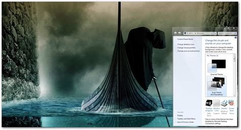 Download Themes Windows 7 Horror | scary horror windows theme download