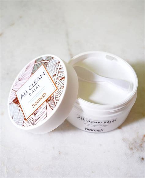 Heimish All Clean Balm 5gr 1000 ideas about skincare packaging on
