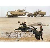 Military Police And Pink Floyd Fans Operation Desert Storm January 20