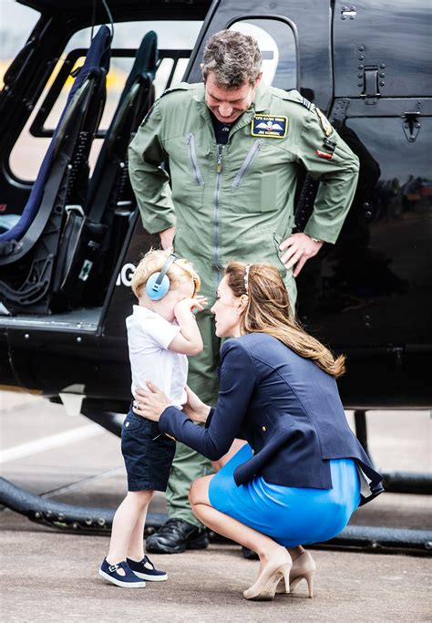 tantrum tattoo prince george threw a tantrum at royal air show