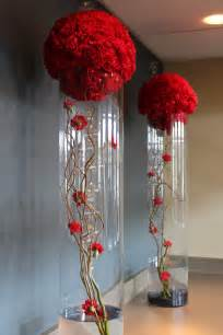 Modern Vase Fillers Flowers For Quot The Big Event Quot At The Sharon Lynne Wilson