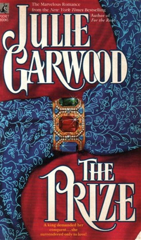 the prize books the prize by julie garwood reviews discussion