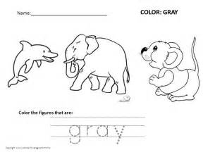 color worksheets coloring pages free preschool worksheets preschool color