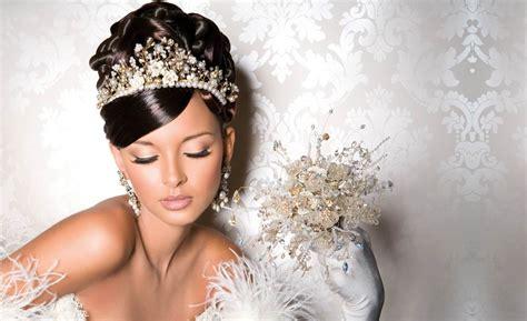 Mahkota Crown Tiara Pengantin Wedding Headpiece Zoya model rambut pengantin ini bisa jadi inspirasi wedding