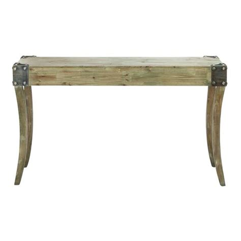 table 29 inches high wood console table 54 inches wide x 32 inches high
