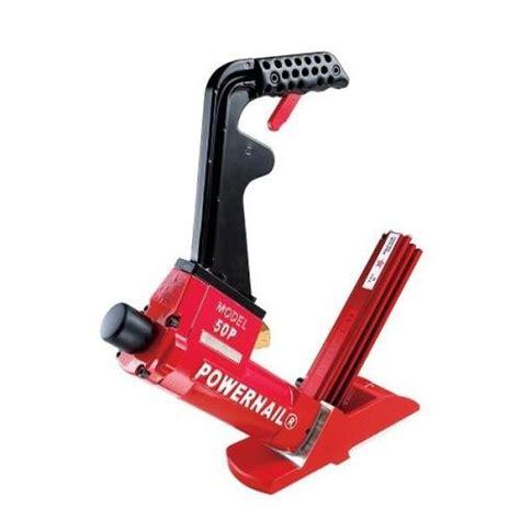 hardwood floor nailer mount pleasant rental center equipment