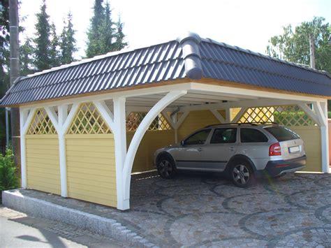 carports mit geräteraum attikacarports carport scherzer