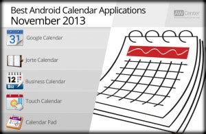 best android calendar app best android calendar apps november 2013 aw center