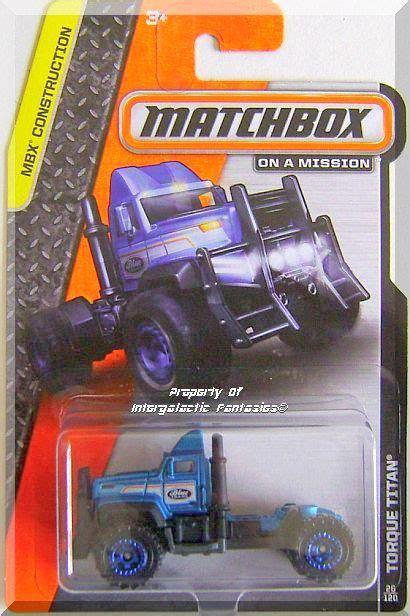 Torque Titan Mbx Construction Matchbox matchbox torque titan mbx construction 26 120 2014 blue wheel edition contemporary
