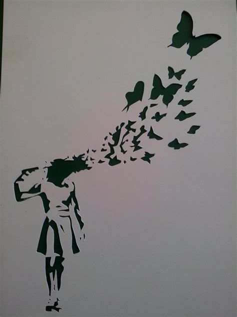 banksy stencil templates banksy by mcspembo on deviantart