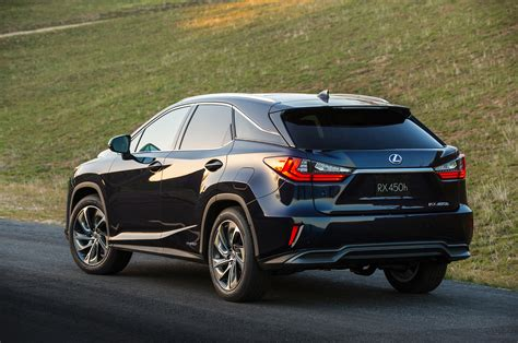 lexus models lexus rx450h reviews research new used models motor trend