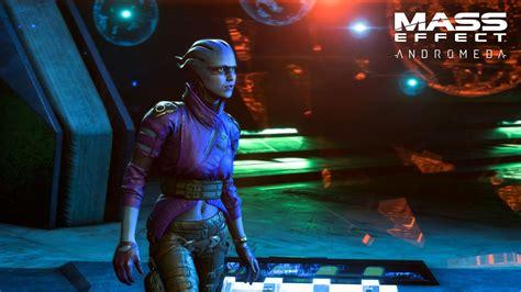 Mass Effect new mass effect andromeda trailer arrives