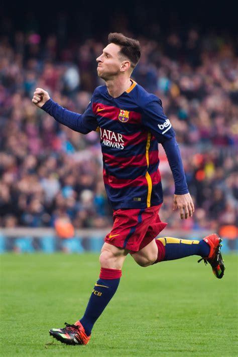 velocidad de messi 2016 fc barcelona v rc deportivo la coruna la liga pictures