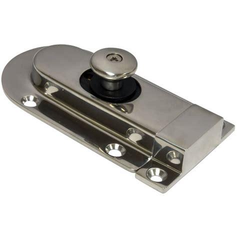 boat transom latch magnetic transom latch