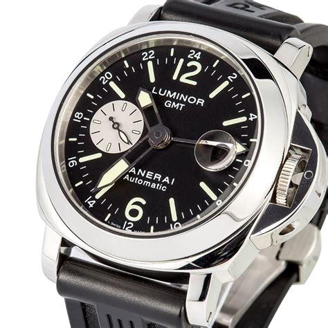 Luminor Panerai Gmt Tanggal Black wear the panerai luminor like a bob s watches