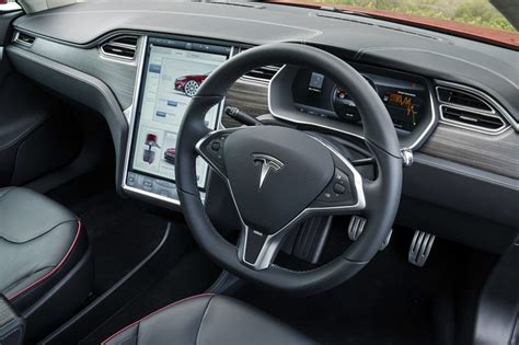 Test Tesla Model S Australia S Tesla Model S Test Drives To