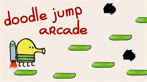 how to make doodle jump doodle jump arcade ticket