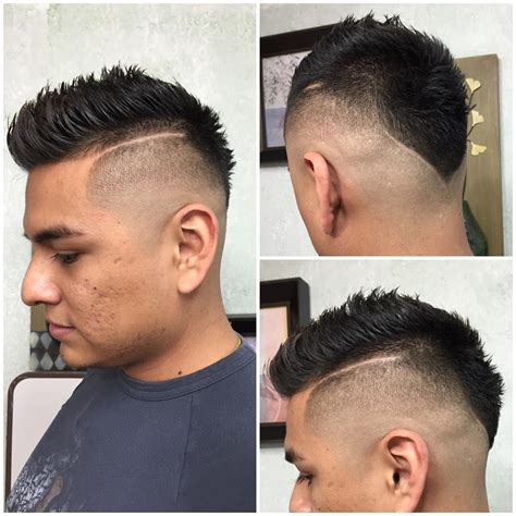 Hawk Hairstyle by Fohawk Haircut Cutes Hairstyles Cutes Hairstyles