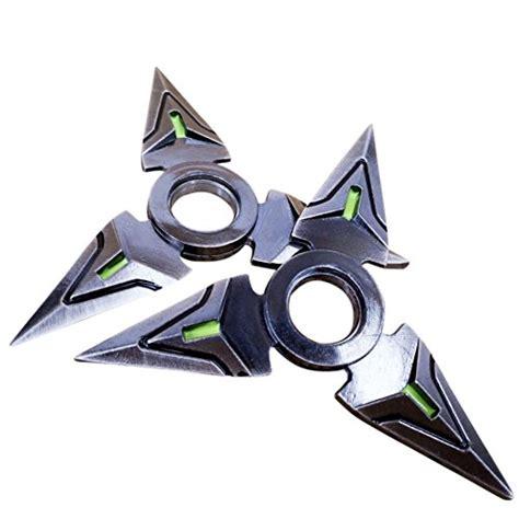 Diskon Fidget Spinner Shuriken Alloy Metal Smooth Spin Series Axe fidget spinners deals find your fidget spinner