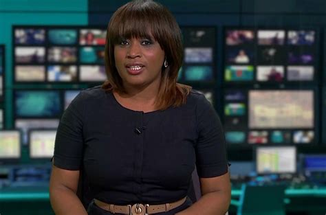 Tv News Reader I Married Him by Charlene White Itv Wiki Bio Partner Married Salary