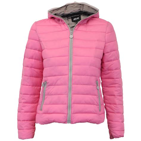 Seoul Blazer Jaket Coat parka jacket brave soul womens coat fish padded hooded quilted new ebay
