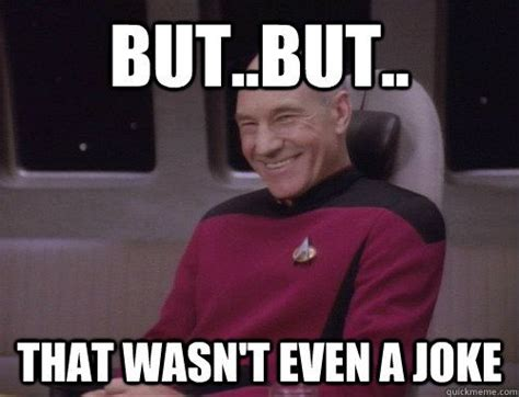 Star Trek Meme - captain picard meme star trek the next generation riker