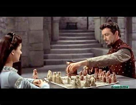 i cavalieri della tavola rotonda 1953 citazioni scacchistiche nei 1951 1960