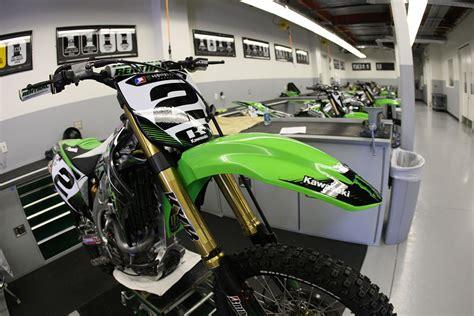 Kawasaki Shop by Energy Kawasaki Race Shop Kawasaki Team Intros