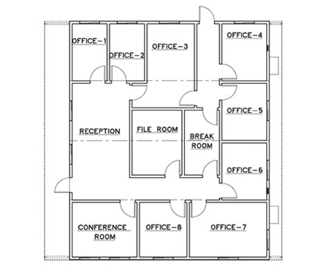 admin building floor plan facilities enviroplex
