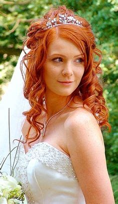 bridal hairstyles for red hair 1000 images about wedding hair ginger on pinterest