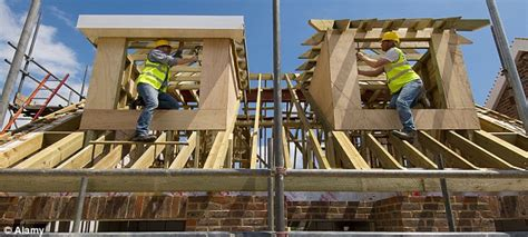 Housebuilders ftse close help to buy pledge gives timely boost to house
