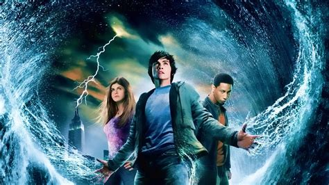 Lightning Thief Percy Jackson The Olympians The Lightning Thief 2010