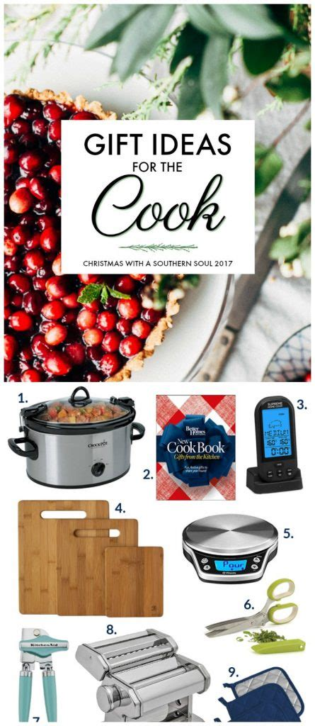 what to buy a chef gift ideas for the cook christmas 2017 a southern soul