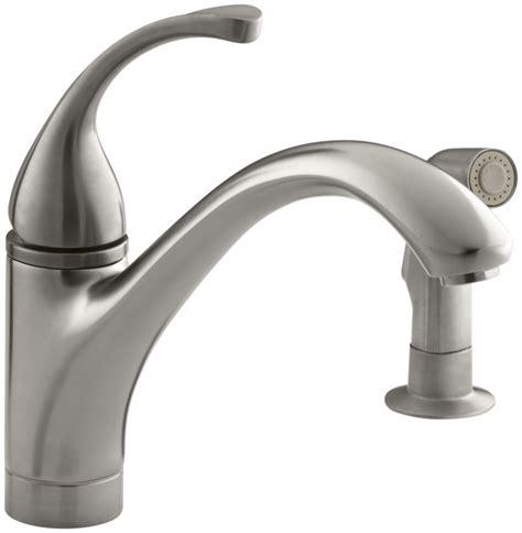 Spigot Vs Faucet by Faucet K 10416 Vs In Stainless By Kohler