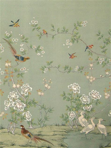 Chinoiserie Wallpaper | luxury chinoiserie wallpaper caribbean living blog