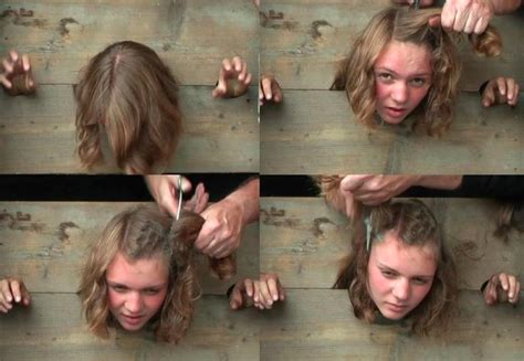 haircut as punishment story 48 best hair punishment images on pinterest forced