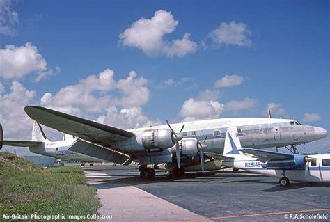 Aviation photographs of Lockheed L-1049 Super ... L 1049