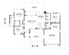 Open Floor Plan House Plans One Story One Story Open Floor Plans Rugdots Com