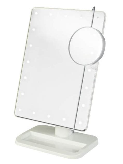 reflections led lighted collection mirror top 5 lighted makeup mirrors boldlist
