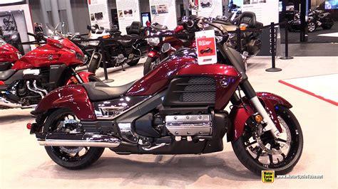 Honda V6 Motorrad by 2015 Honda Gold Wing Valkyrie Walkaround 2014 New York
