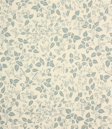 Butterfly Upholstery Fabric Butterfly Leaf Fabric Duck Egg Just Fabrics