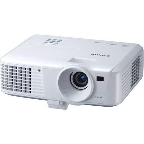 Proyektor Canon Lv 7385 canon lv wx300 3000 lumen wxga portable multimedia dlp 9877b002