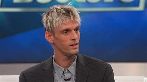 aaron carter who is aaron carter opens up about his sexuality youtube