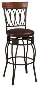 four oval back counter stool 24 quot traditional bar