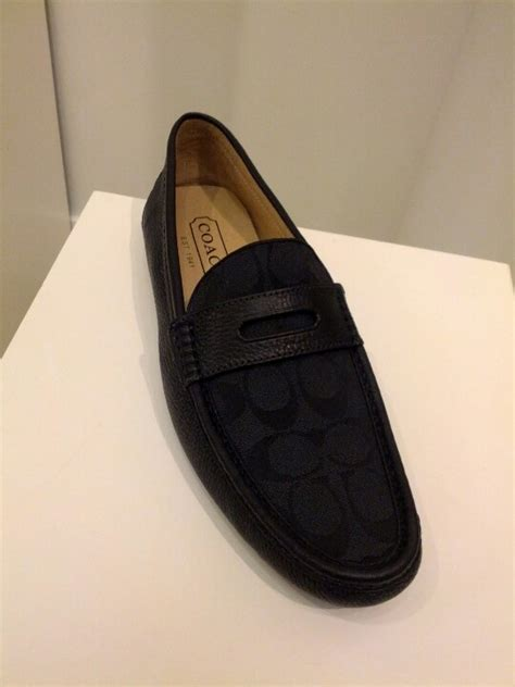 mens coach slippers s coach shoes my hubs needs these mens style