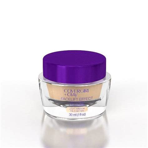 Murah Facefirm Make Up Foundition covergirl olay facelift effect firming makeup foundation