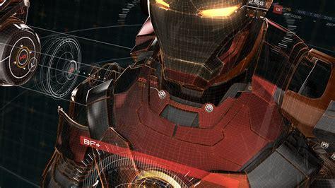 wallpaper desktop laptop aq ironman red game